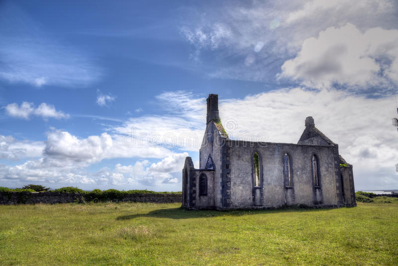 Aran Islands, Ireland. Inishmore on the Aran Islands, Ireland royalty free stock photography