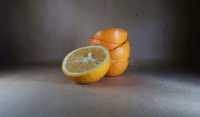 Arance fotografia stock