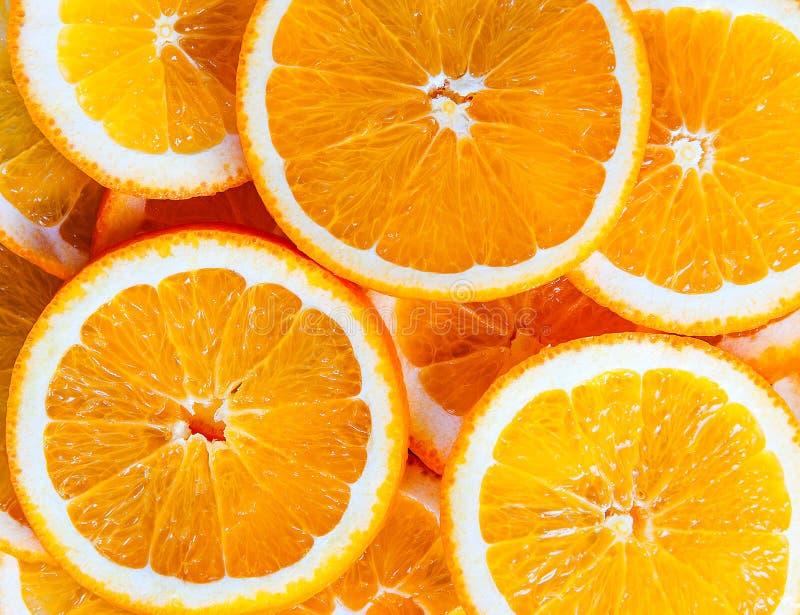 Arancia della frutta fotografia stock libera da diritti