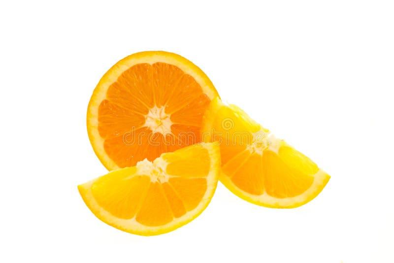 Arancio fotografia stock