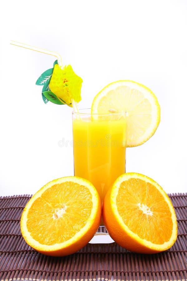 Arancio della spremuta immagine stock libera da diritti