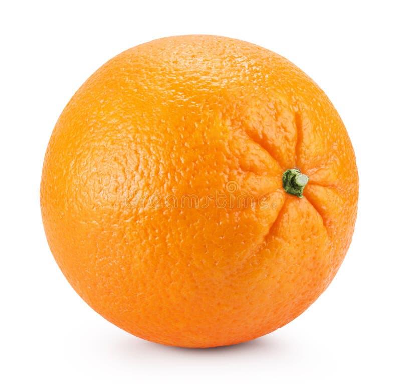 Arancio fresco maturo immagini stock libere da diritti
