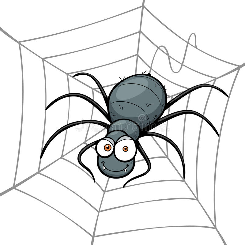 aranha ilustração do vetor