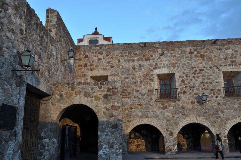 Aranzazu Square imagens de stock royalty free