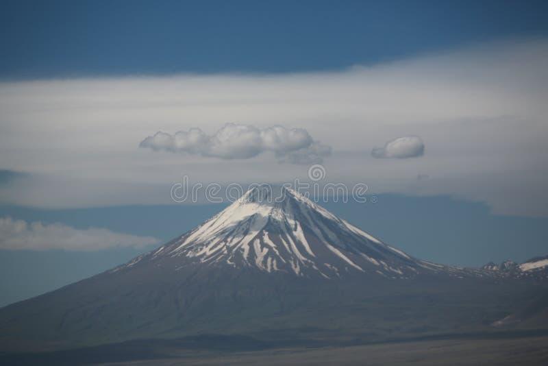 ararat άνοιξη Τουρκία βουνών συνόρων της Αρμενίας στοκ εικόνες με δικαίωμα ελεύθερης χρήσης