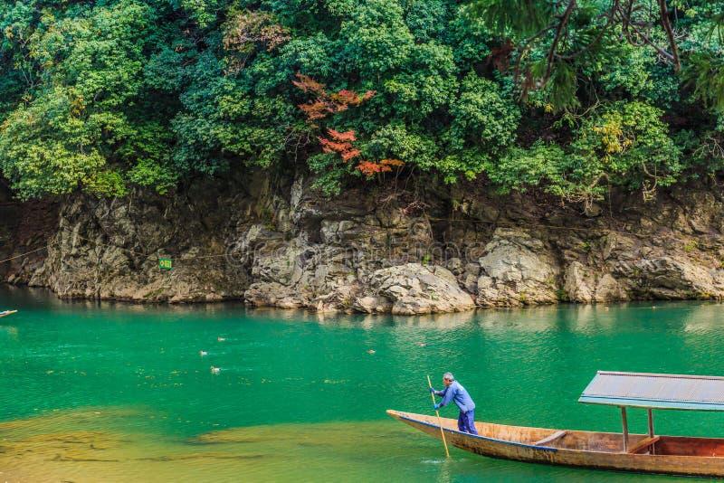 Arashiyama στοκ εικόνες