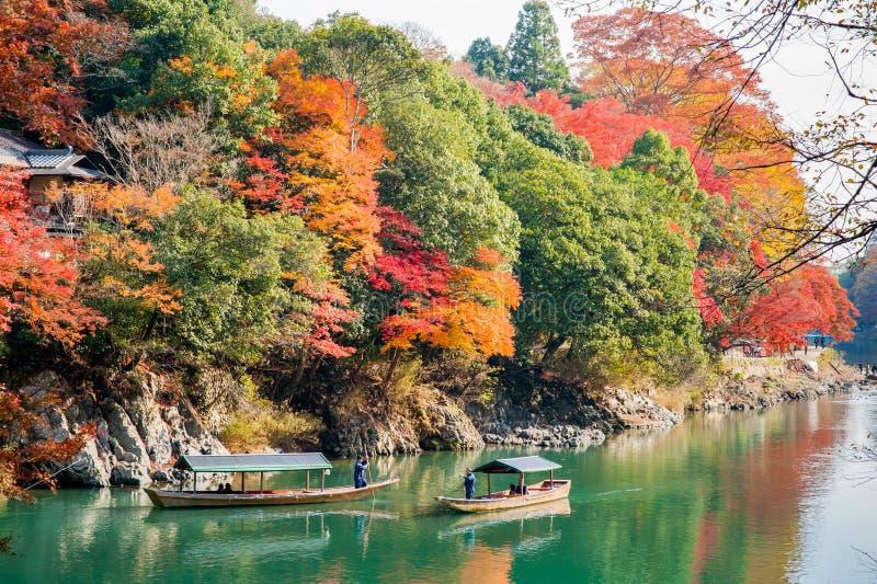 Arashiyama royalty-vrije stock fotografie