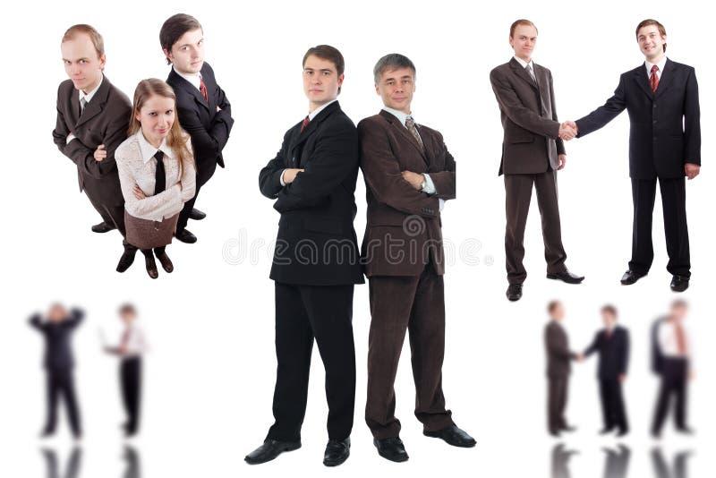 Arbeiders royalty-vrije stock fotografie