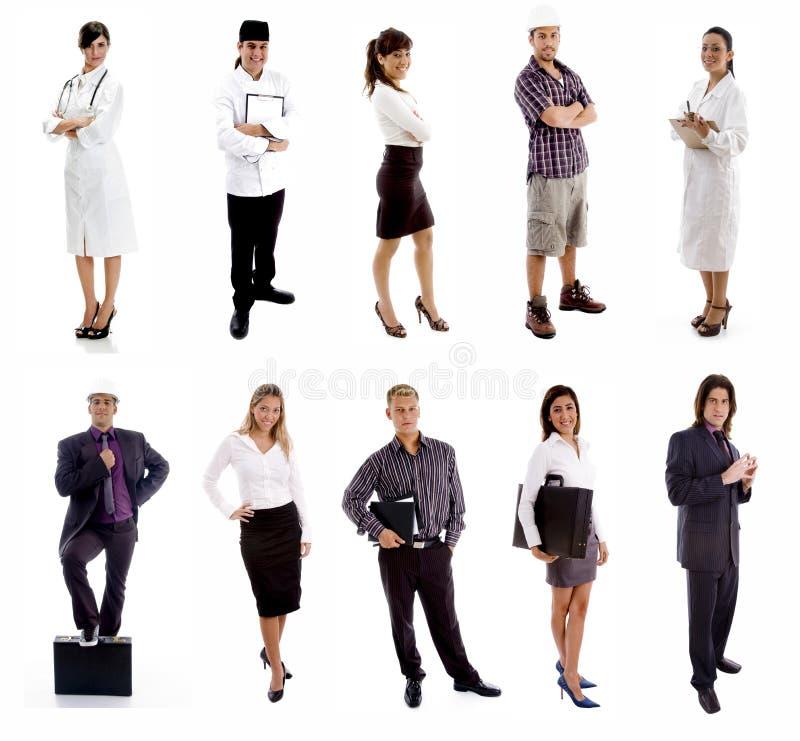 Arbeiders - groep Mensen
