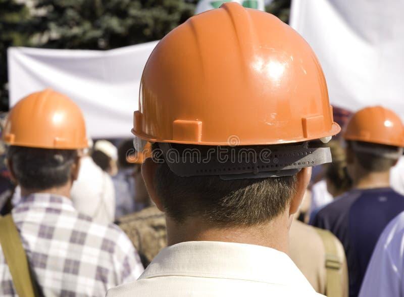 Arbeiterverband lizenzfreies stockfoto