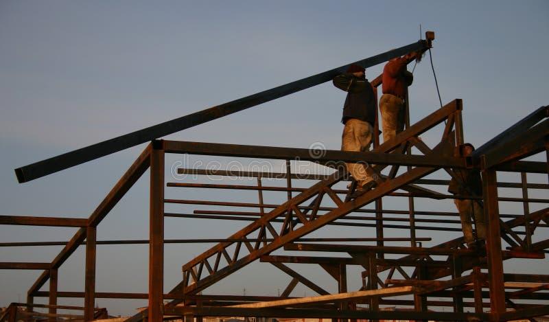 Download Arbeitskräfte stockbild. Bild von lebensstil, stahl, mannschaft - 27031