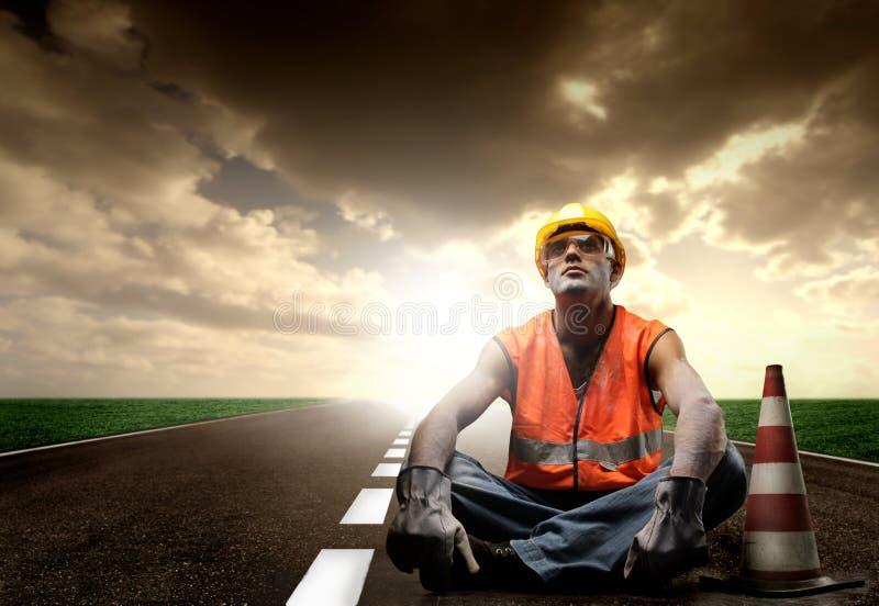 Arbeitskraft lizenzfreies stockbild