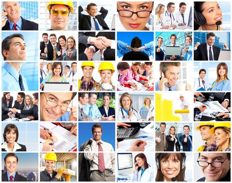 Arbeitskraftleute stockbilder