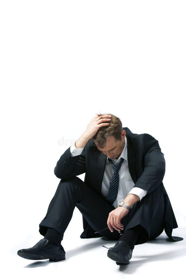 Arbeitslosigkeit lizenzfreie stockfotografie