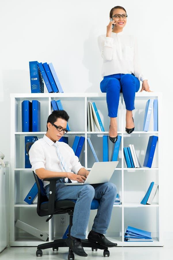 Arbeitsprozeß stockfotos