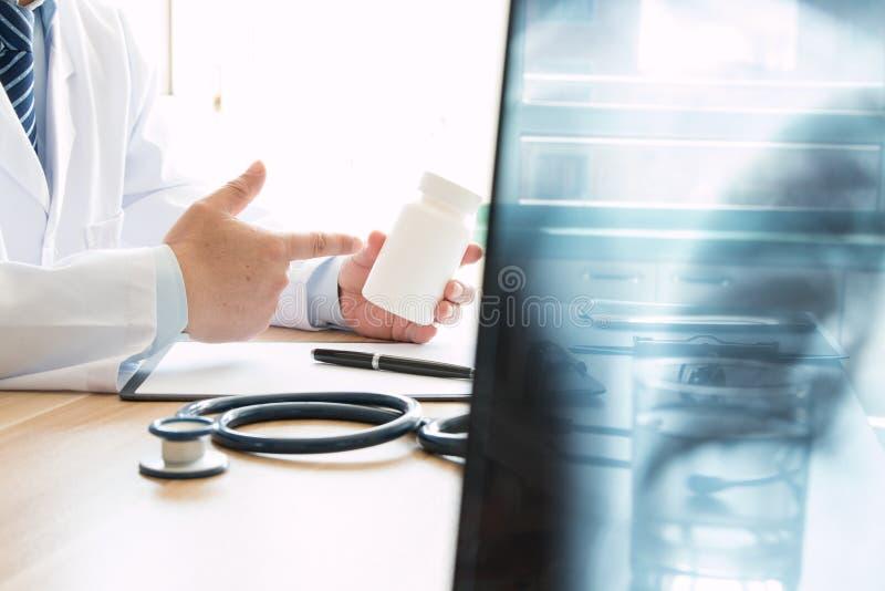 Arbeta för doktorer royaltyfria foton