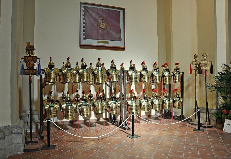 Arbetar tillfälligt de Flors Girona royaltyfria foton