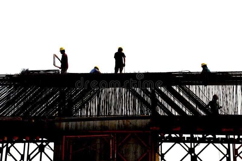 arbetare för konstruktionslokal arkivfoton