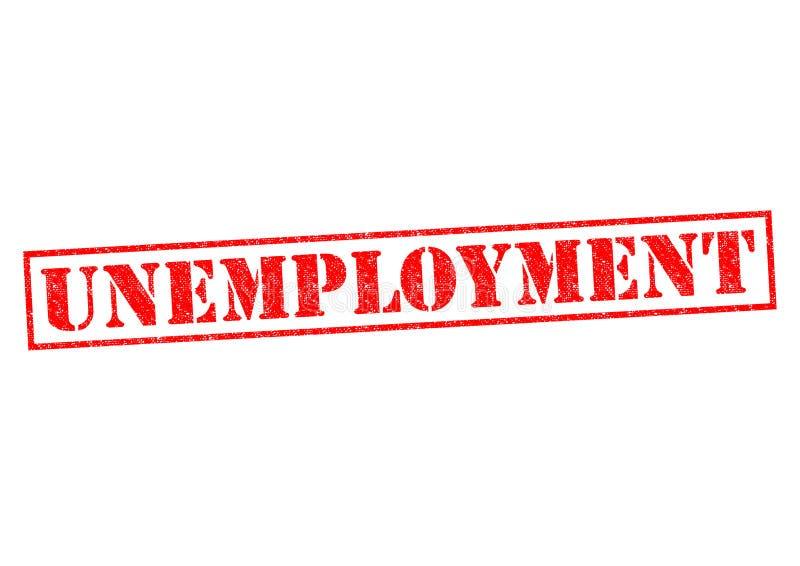 arbetslöshet vektor illustrationer