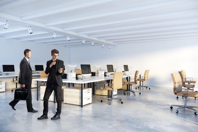 Arbetsplats och livsstilbegrepp vektor illustrationer