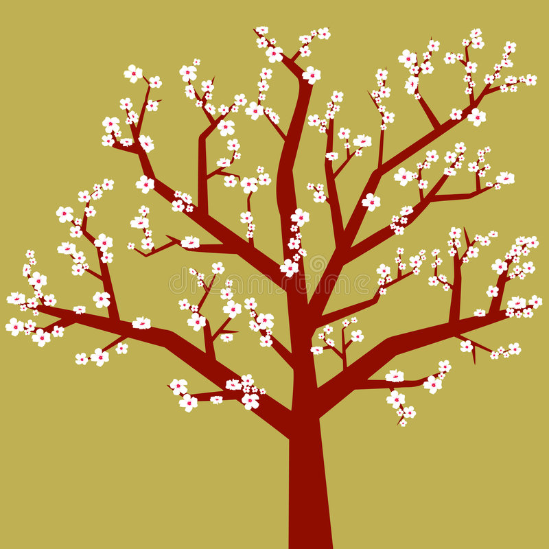 Arbol (vector) libre illustration