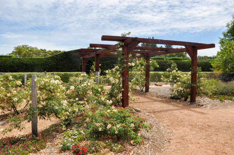 Arbor to Hedge Maze: Amaze'n Margaret River stock photography