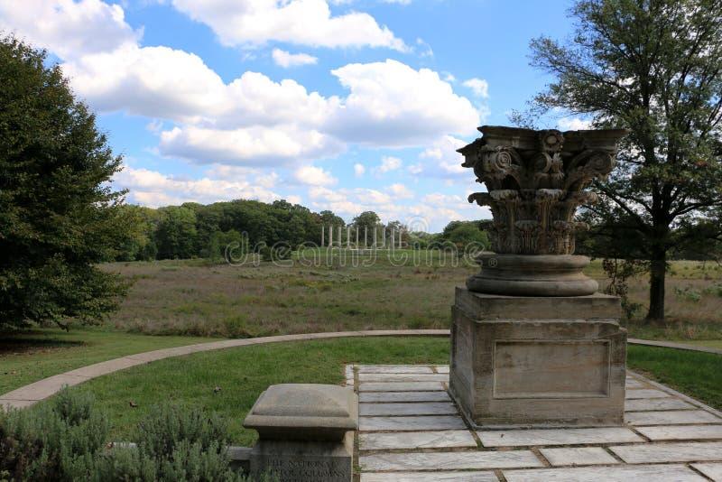 Arboreto nacional de Estados Unidos foto de archivo libre de regalías