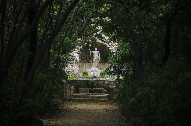 arboretum royalty-vrije stock fotografie