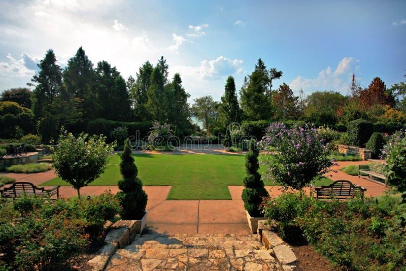 arboretum sceniczny zdjęcie stock