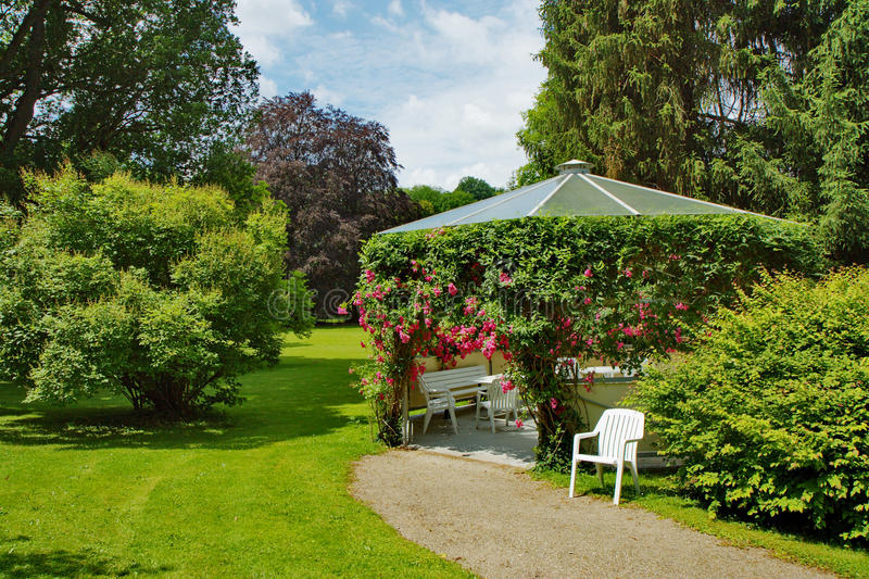 Arbour royalty free stock photography