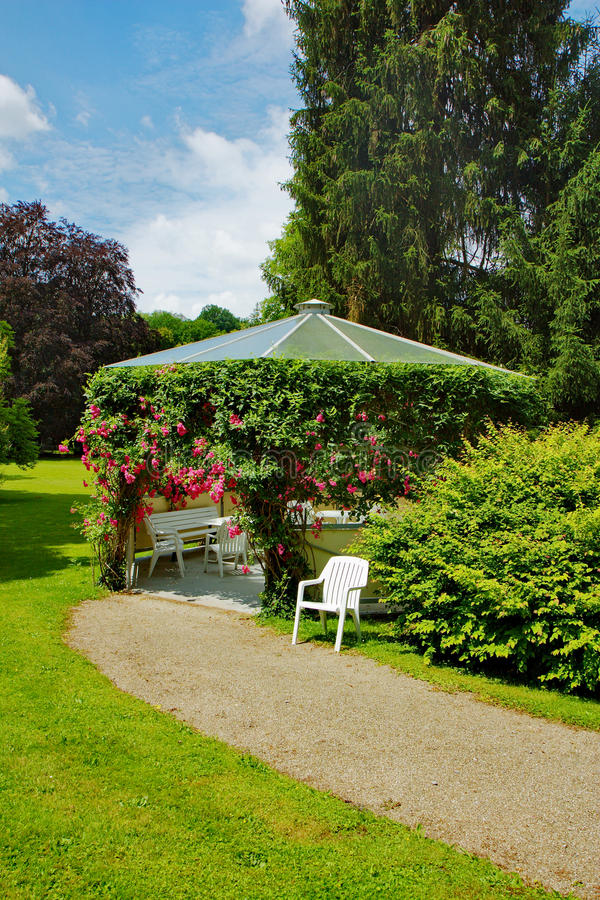 Arbour stock images