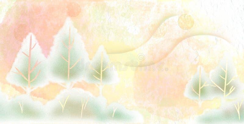 Arbre illustration stock