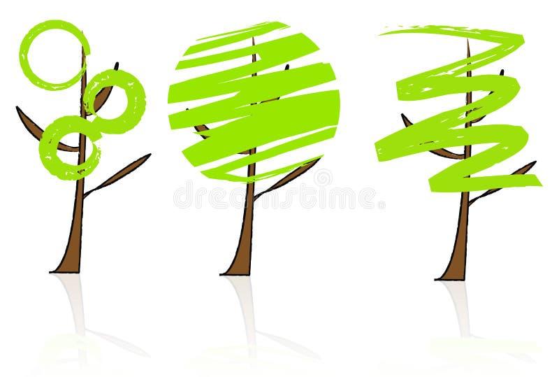 arbre illustration libre de droits