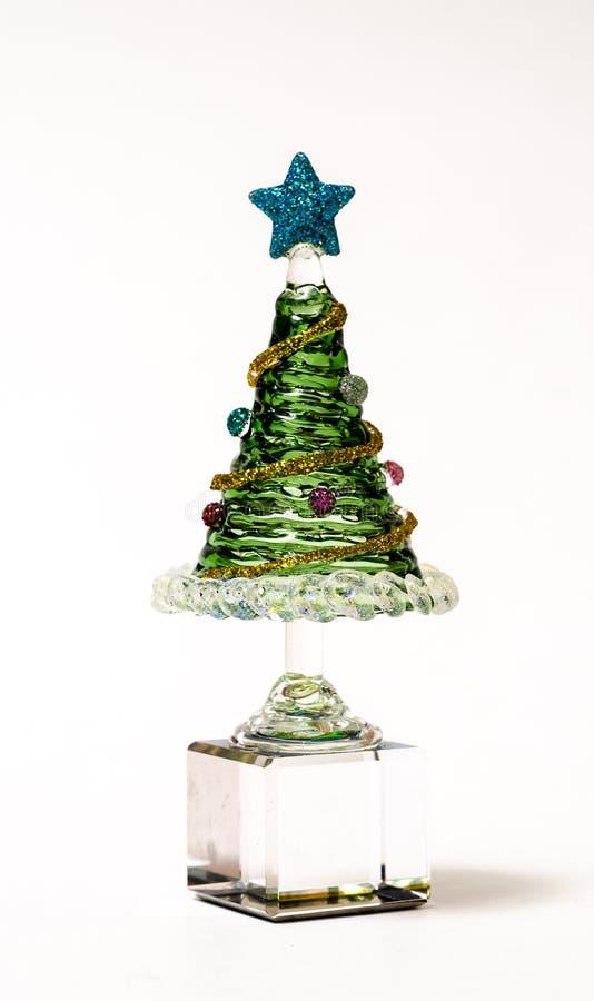 Arbre de Crystal Christmas photos stock