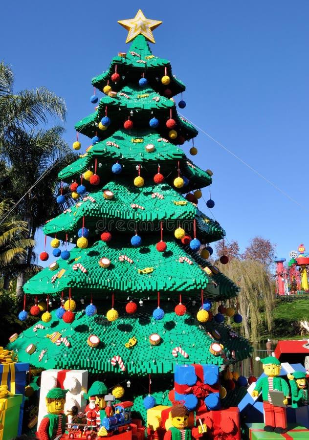 Arbre de Noël photo libre de droits