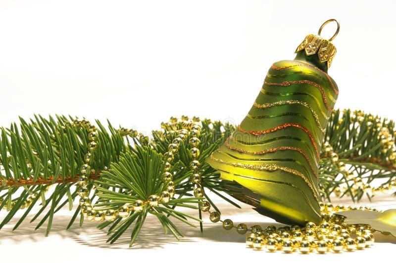 arbre de Noël de cloche images stock