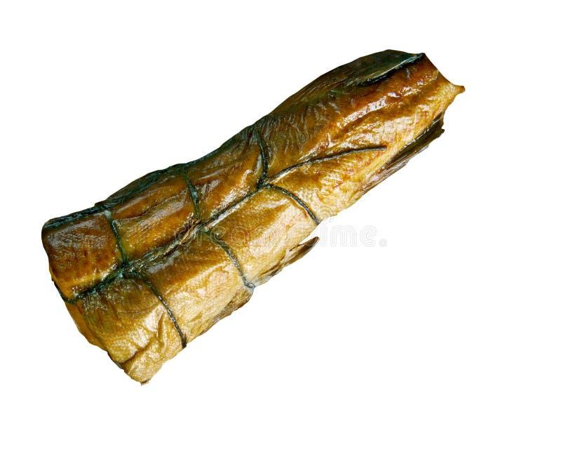 Arbroath Skottland smokiefisk arkivbilder