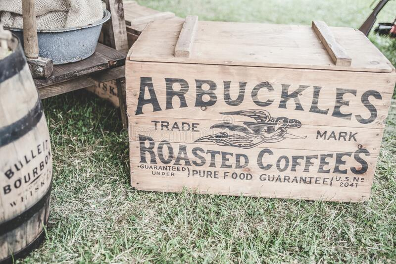 Arbuckles Roasted Coffees Free Public Domain Cc0 Image