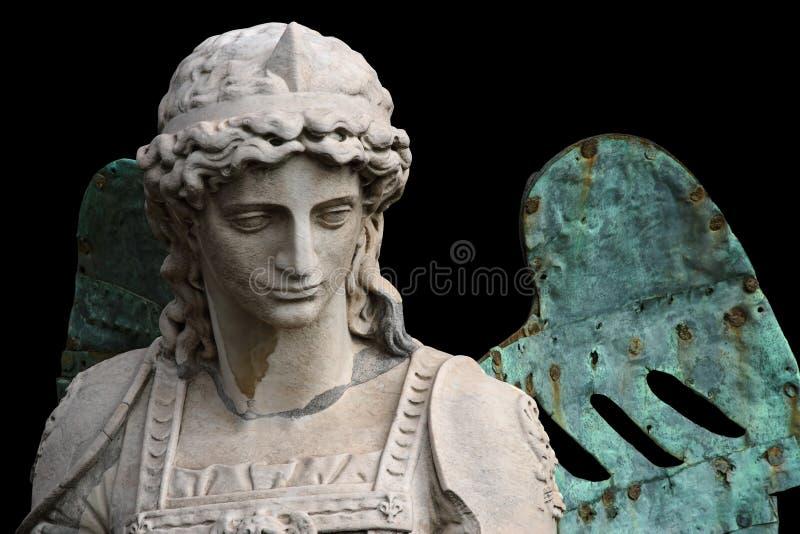 Arcángel Michael imagenes de archivo