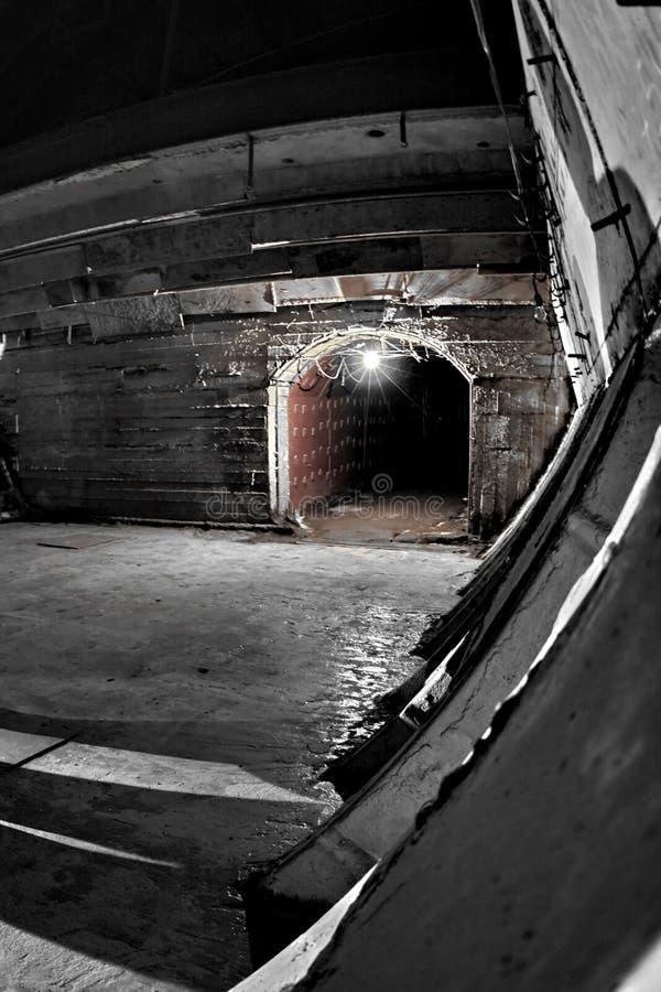 Arcón militar, usada extensivamente en la guerra fría (MOS foto de archivo libre de regalías
