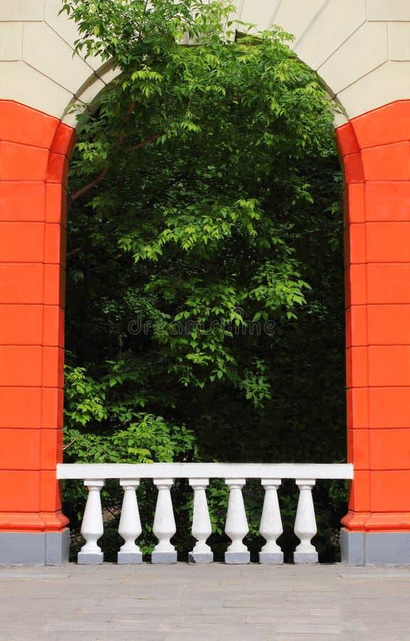 Download Arc stock image. Image of nature, pillar, kiev, modern - 27666621