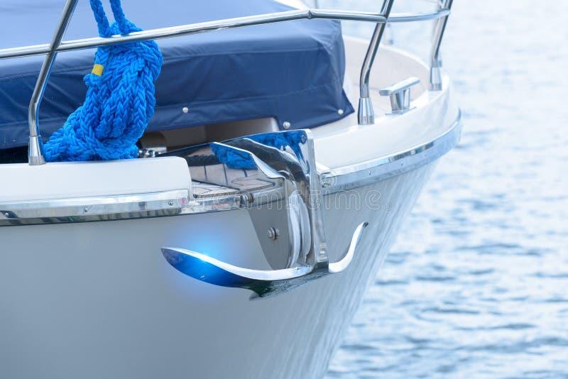 Arc de bateau de luxe photos libres de droits