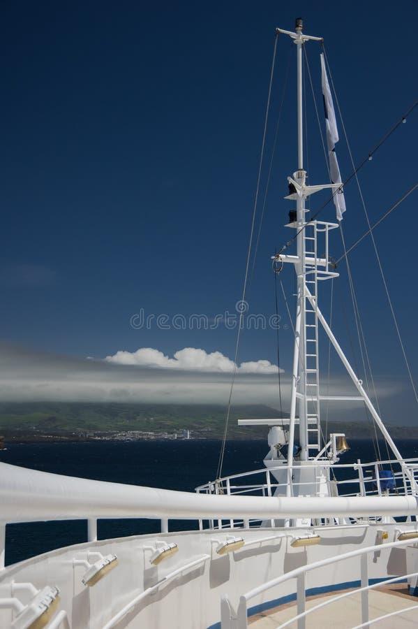Arc de bateaux image libre de droits