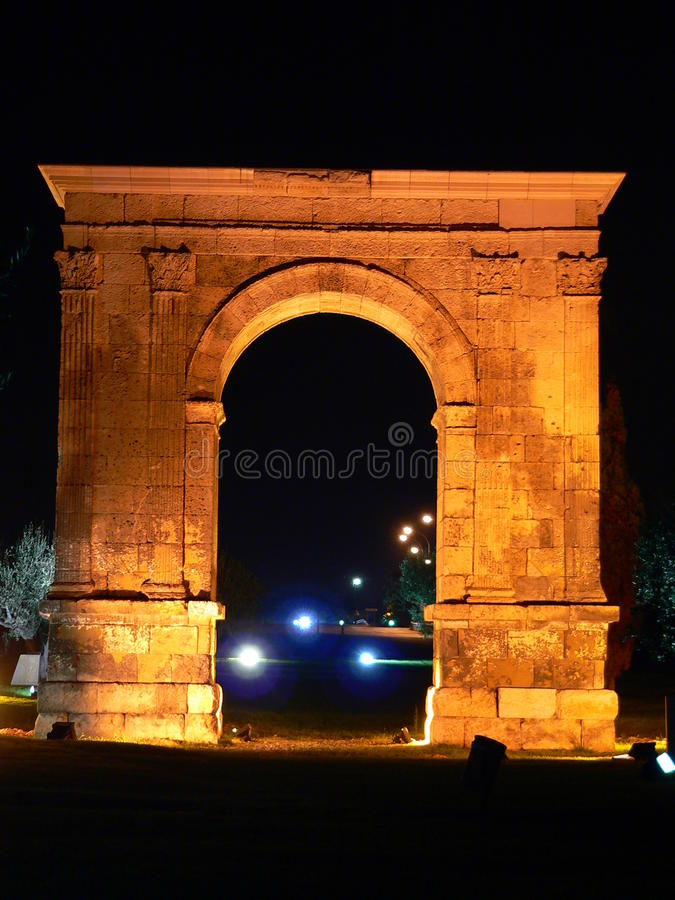 Download Arc De Bera, Tarragona ( Spain ) Stock Image - Image: 26547977
