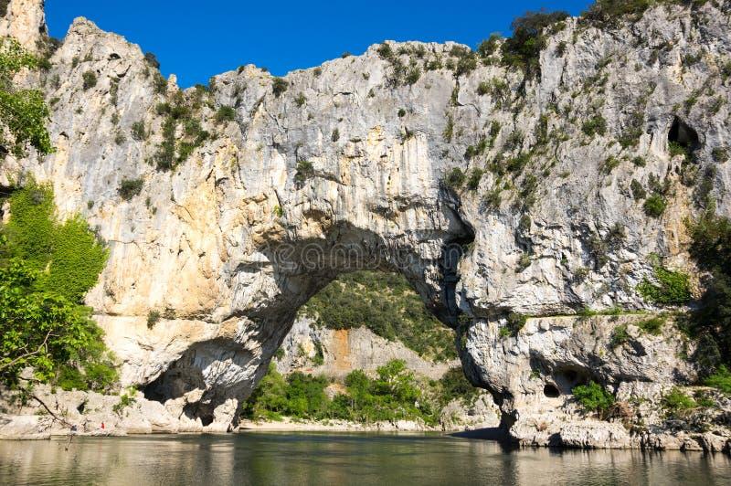 """Arc de Pont le d """"en France images libres de droits"""