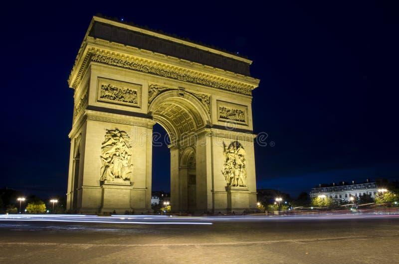 Arc De Triomphe Stock Photography
