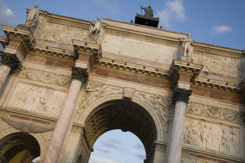 Download Arc De Triomphe Du Carrousel, Paris Stock Image - Image: 11624365