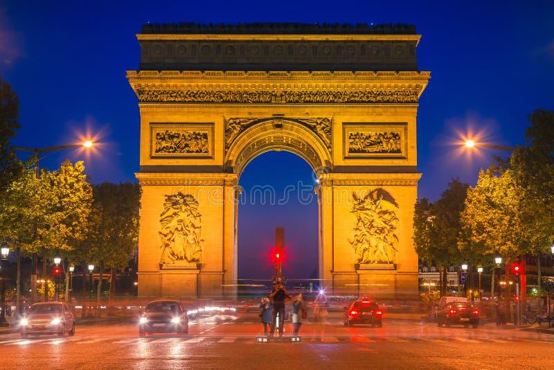 Download Arc De Triomphe, Paris Royalty Free Stock Photo - Image: 35530535