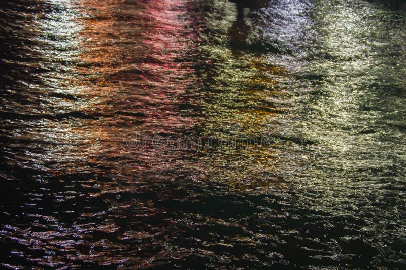 Arc-en-ciel vitré photos libres de droits