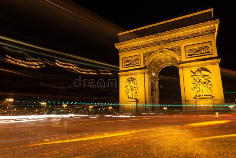 Arc Of Triumph Stock Images